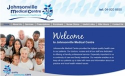 johnsonville medical centre homepage image