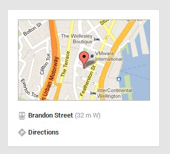Google map important to show location
