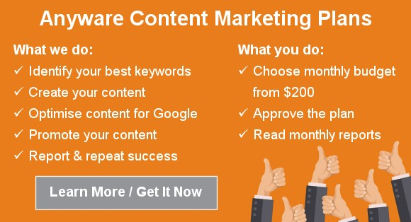 Content Marketing Plans
