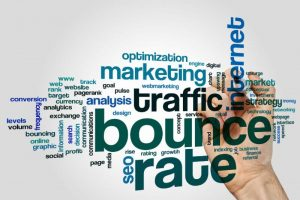 Image: Analytics Bounce Rate